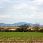 May hill from elmore back lane