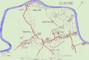 map of Elmore